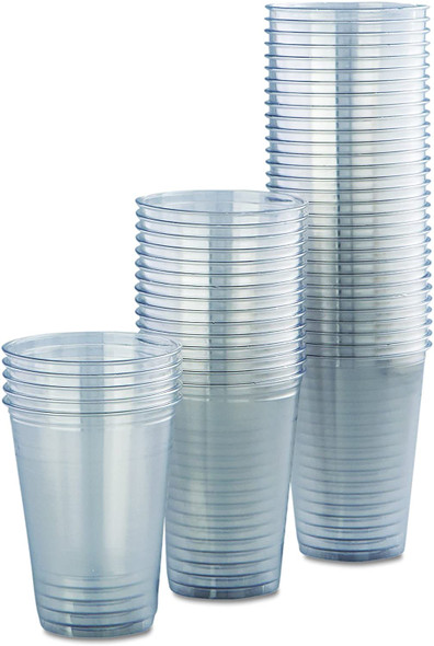 Solo [TP22] Plastic Cold Cup Clear [12oz] - SHOPLER.CO.UK