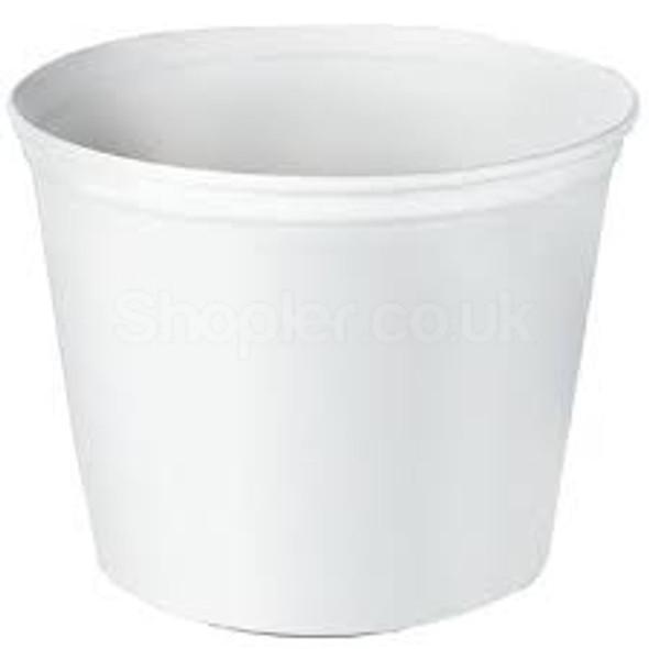 Solo Paper Soup Container 24oz 709ml - SHOPLER