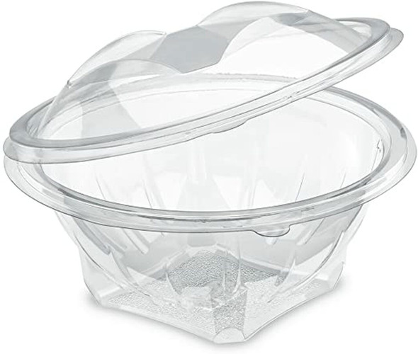 300 x Somoplast (982) Salad Bowl - 20oz (600cc)