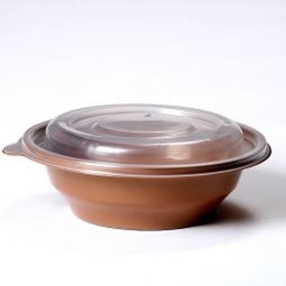 Somoplast Brown Bowl [834] 250cc a pack of 300 - SHOPLER.CO.UK