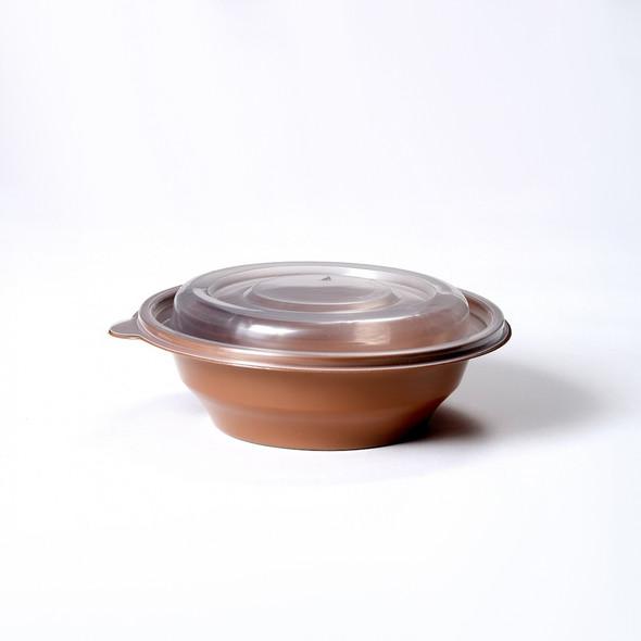 Somoplast Brown Bowl [833] 750cc - SHOPLER.CO.UK