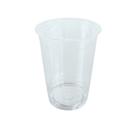 Somoplast Plastic Clear Cups [12-14oz] 400ml - SHOPLER.CO.UK