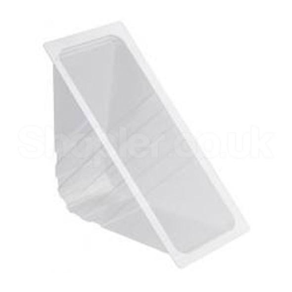 Standard Hinged Plastic Sandwich Wedge [ZZ020] - SHOPLER