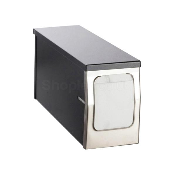 Swantex Dispenser Napkin White [30.5cm] - SHOPLER
