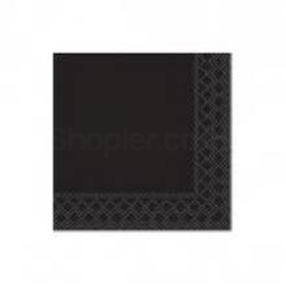 Swantex Napkin Black 2ply [25x25cm] - SHOPLER