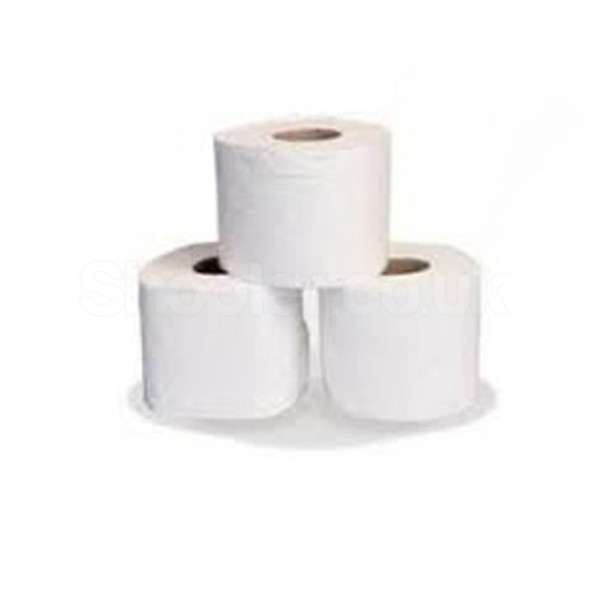 Toilet Paper Roll 2ply a pack of 40 Roll - SHOPLER