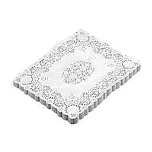Dispo Tray Paper No2 250x370mm White - SHOPLER