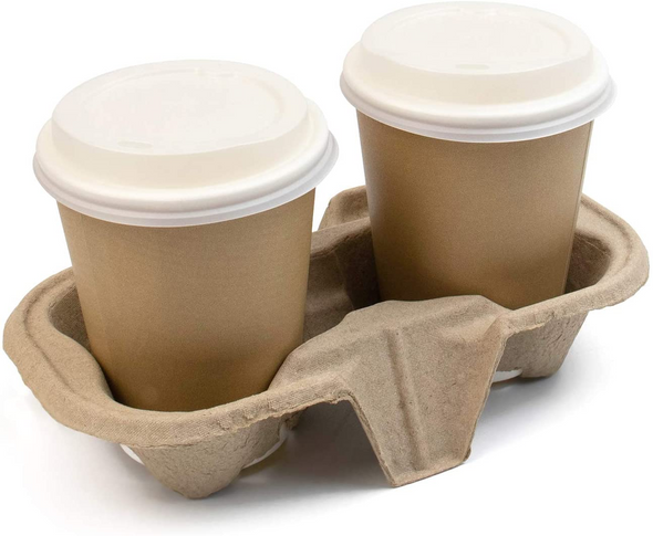 Two Cup Carry Tray, 2 CUP Tray - SHOPLER