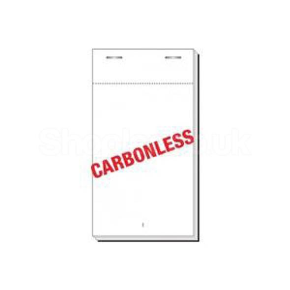 Waiter Pad [150] Duplicate Carbonless - SHOPLER