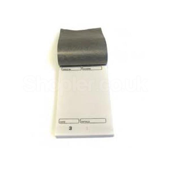 Waiter Pad [30] Duplicate Carbon 140x96mm - SHOPLER