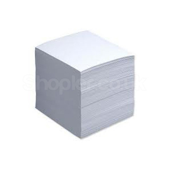 Wipe-Up Napkin White 3ply [40x40cm] a pack of 100 - SHOPLER