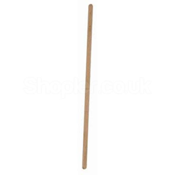 Wooden [18cm] Stirrer a pack of 1000 - SHOPLER