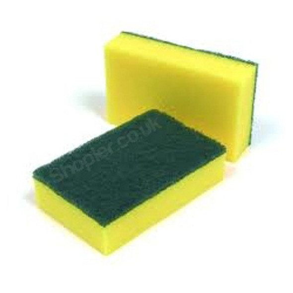 Sponge x10 - SHOPLER.CO.UK