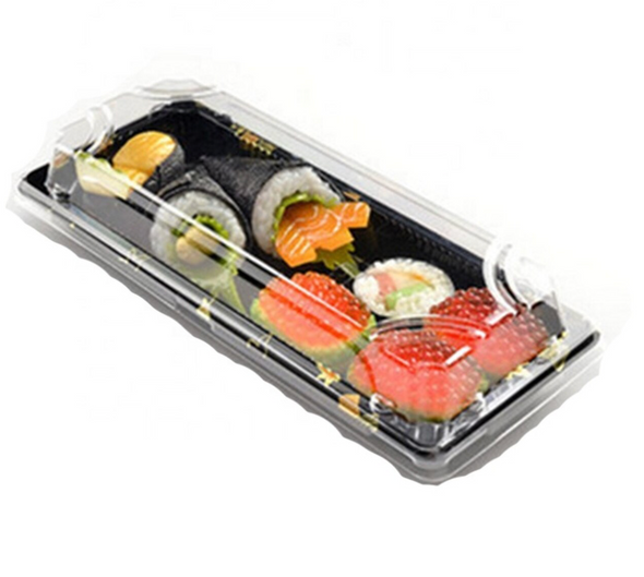 Sushi Container QA06 Base & Lid - SHOPLER