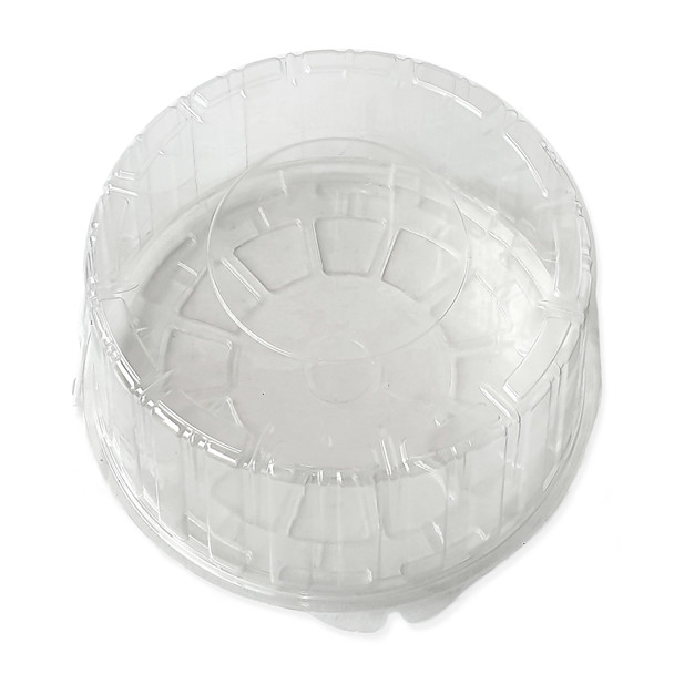 Cake Container 10 Inch Round, Lid and Base - SHOPLER