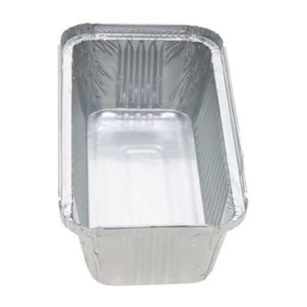 500 x No6 Foil Container - 110x210x60mm @shopler.co.uk
