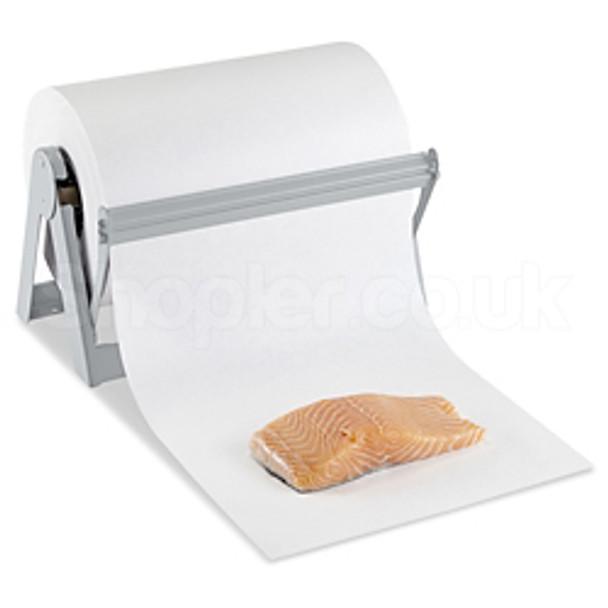 Paper Roll White Kraft 50cm x 375m One Roll - SHOPLER.CO.UK