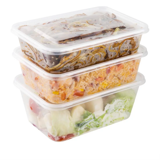 Satco Microwave Container & Lid [1000ml] - SHOPLER