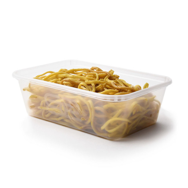 Satco Microwave Container & Lid [500ml] - SHOPLER