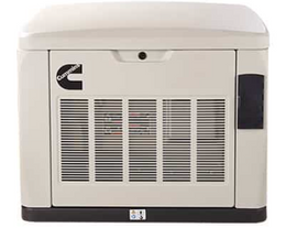 Cummins 13kW Home Standby Generator Quiet Connect Series - Model #RS13A