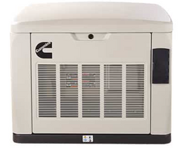 Cummins 17kW Home Standby Generator, Quiet Connect Series -  Model #RS17A
