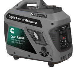 cummins onan portable generator - P2500i