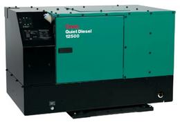Cummins Onan RV 12.5kW deisel generator
