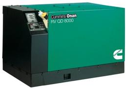 Cummins Onan RV QD 8.0 Diesel 120V - 8kW