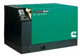 Cummins Onan RV QD 6kW Diesel Generator