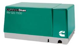 Cummins Onan RV QG7000 7kW Gas Generator