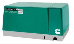 Cummins Onan RV QG5500 5.5kW gas Generator