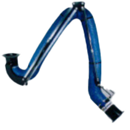 Super Max SMT Ceiling Extractor Arm with Turning Flange