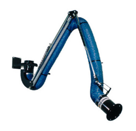 Super Max SMSV Extractor Arm with Turning Flange Wall Bracket