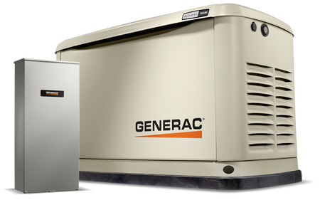 Guardian 16kW Home Backup Generator with Whole House Switch WiFi-Enabled - Model #7178