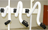 Flexa Wall/Ceiling Extractor Arm