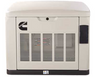 Cummins 20kW Home Standby Generator Quiet Connect RS20AC with 200-Amp SE-Rated ATS - Model# RS20AC