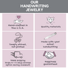 Handwriting information