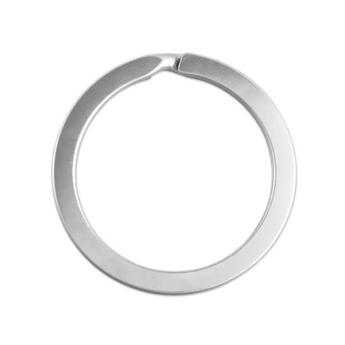 Nickel key ring