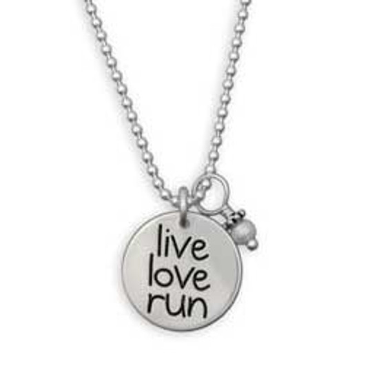 Live Love Sport Necklace