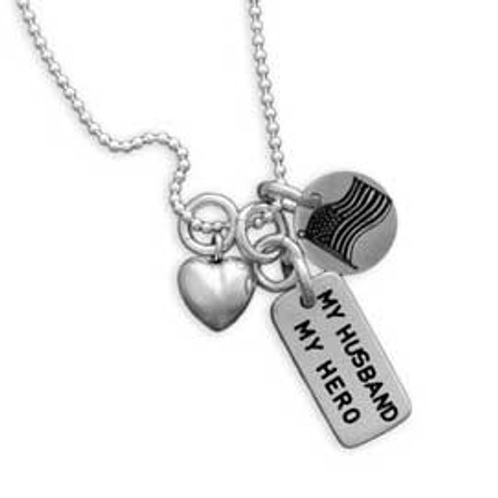 My Hero Necklace