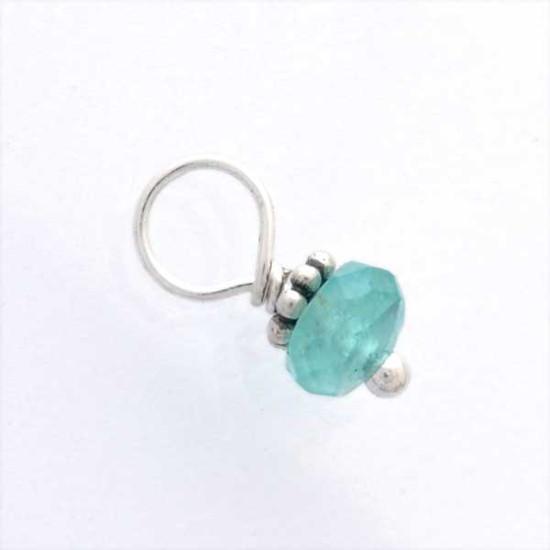 Tiny Sea Green Apatite Stone (Dec)