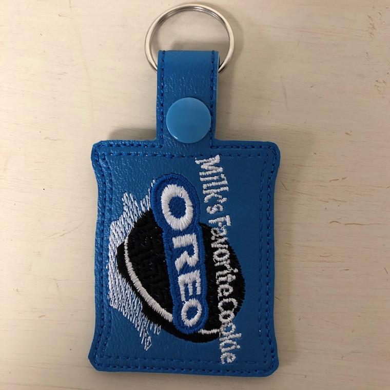 Oreo Keychain