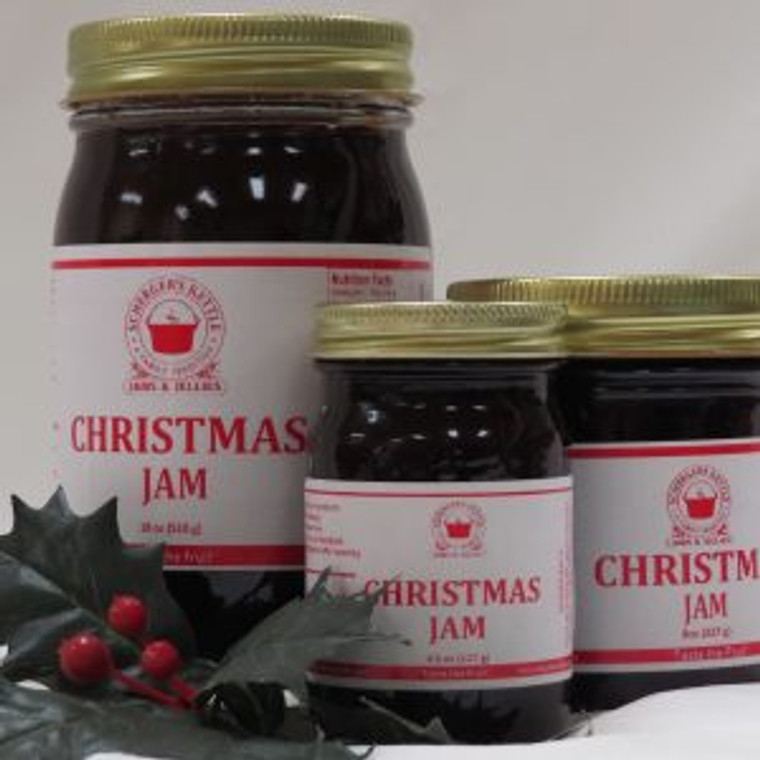 Christmas Jam is Delicious ! Great Gift Item