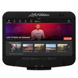 Life Fitness Discover SE3HD Console