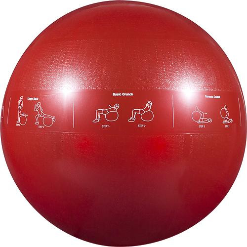 GoFit 2000lb Capacity ProBall- 65cm Stability Ball