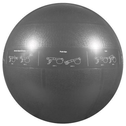 GoFit 2000lb Capacity ProBall- 75cm Stability Ball