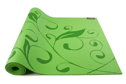 GoFit Designer Pattern Yoga Mat - Hummingbird