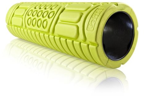 "GoFit Massage Roller with Exercise Manual 18"" X 5.5"""