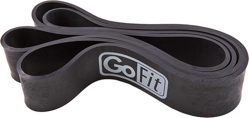 GoFit Rubber Resistance Training System Super Band- 2""