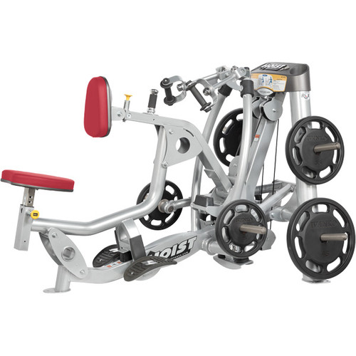 Hoist ROC IT Plate Loaded Seated Mid Row